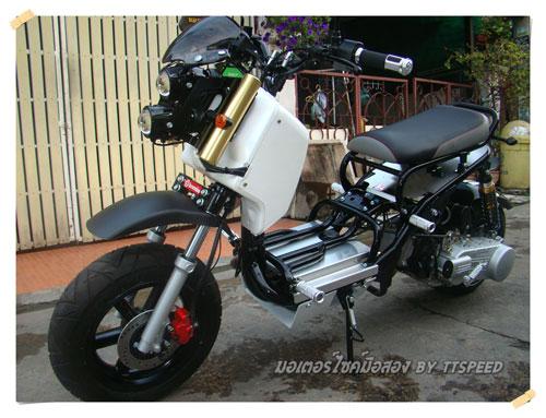 New Tiger Street Bomber 150
