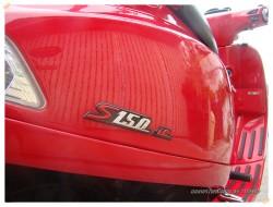 Vespa S150 ie