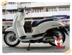 ขายสดผ่อน Scoopy-i สีขาวผ่อนเดือน 1170 บาท