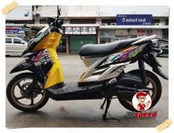 ขายสดเล่มพร้อม Yamaha TTX ล้อแม็กหัวฉีดปี 55 เครื่องดี