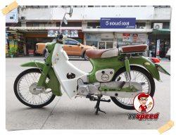 ขายสด Lifan Vintage 110 รถบ้านมือเดียวจดปี 59