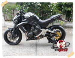 ขายสดผ่อน Kawasaki ER6N ท่อ Akrapovicแท้ปี 2013 ผ่อนเดือน 2940 บาท