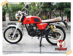 ขาย Stallions Centaur Siam 150 สีแดงจดปี 59 รถสวยมีเล่มพร้อมโอน