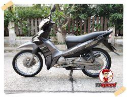 ขายสดผ่อน Yamaha Spark 115i สตาร์ทมือจดปี 59 ผ่อน 1306 บาท