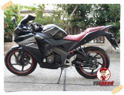 Honda CBR 150R หัวฉีดสีดำ รถสวยพร้อมใช้ผ่อนเพียงเดือน 1307 บาท