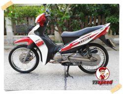 ขาย Yamaha Spark 115i หัวฉีดประหยัดน้ำมันจดปี 56 ผ่อนเดือน 756 บาท