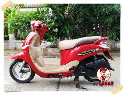 ขาย Yamaha Filano 115i หัวฉีดสภาพดีประหยัดน้ำมัน ล้อแม็กทรงน่ารัก