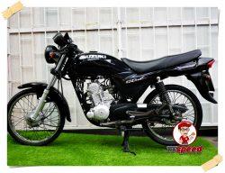ขายสดผ่อน Suzuki GD 110 สตาร์ทมือเครื่องเดิมจดปี 59 ผ่อนเดือน 1100 บ.