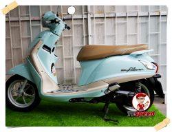 ขาย Yamaha Grand Filano Claissico สีเขียวรถบ้านมือเดียวจดปี 60