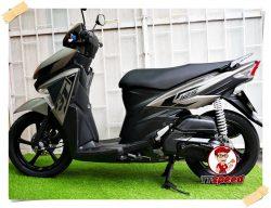 ขาย Yamaha GT125 จดปี 59 ล้อแม็กแท้เครื่องดีผ่อนเดือน 1513 บาท