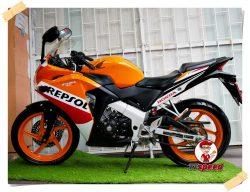 ขาย Honda CBR 150R Champion Special Edition จดปี58 สีสวยเครื่องเดิม