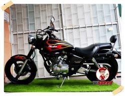 ขายชอปเปอร์ Honda Phantom 200 Fire Edition ปี 52 เอกสารเล่มพร้อม