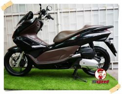 ขาย Honda PCX 125 สีดำเครื่องเดิมสภาพสวยจดปี 54 ผ่อนเดือนละ 1306 บาท