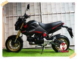 Honda MSX 125 ไฟกลมจดปี 59 เครื่องเดิมขี่ดีผ่อนเดือน 1720 บาทไม่ค้ำ