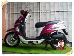 รถบ้านมือเดียวสภาพดี Yamaha Filano 115i หัวฉีดใช้งานน้อย ผ่อน 1170 บาท
