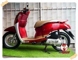 ขาย New Scoopy-i เครื่องเดิมระบบหัวฉีดทำสีแดง ผ่อนเดือน 1306 บาท